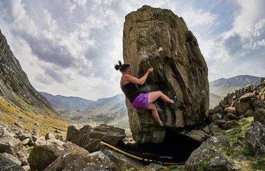 DMM Climbing Athlete - Snowdonia, Wales