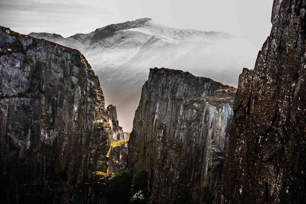 ADVENTURE - Slate Quarry - Snowdonia, North Wales