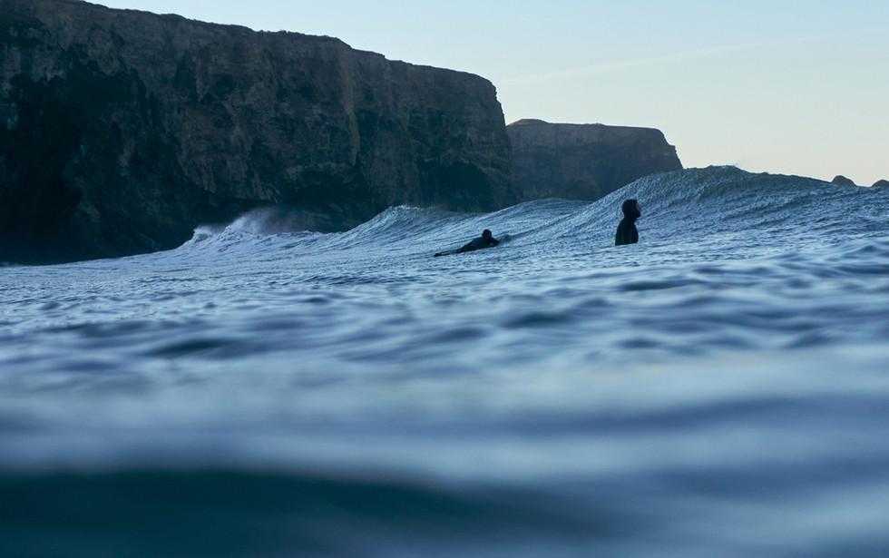 OCEAN - Watergate Bay, Cornwall