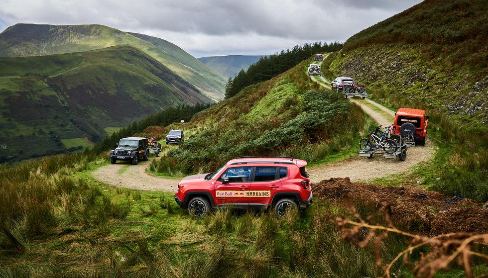 RedBull MBT Hardline - Mid Wales