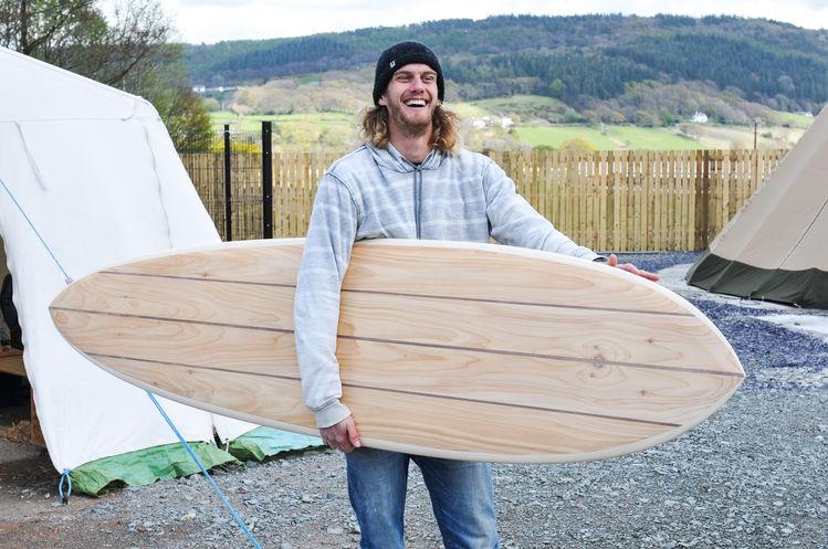 Otter Surfboards - Surf Snowdonia