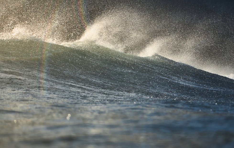 In Water Photography - Watergate Bay, Cornwall