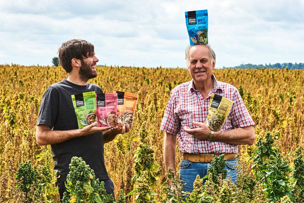 The British Quinoa Company - Shropshire