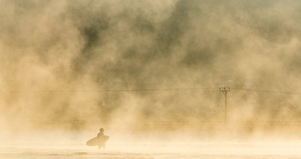 Jo Dennison - Surf Snowdonia