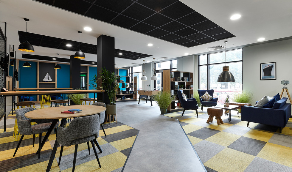 ARCHITECTURE - HOST Student Accomedation - Southampton