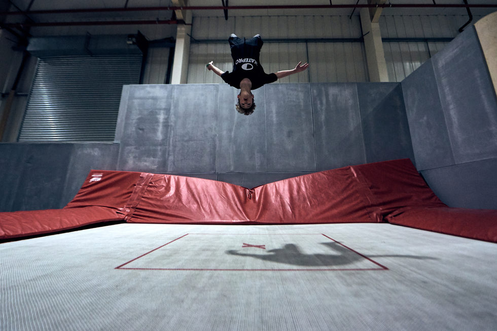 Graystone Action Sports Academy Promo - Mancheter