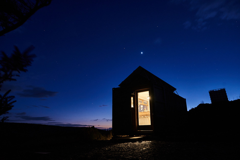 ARCHITECTURE - Moy Hill Eco Home - West Ireland