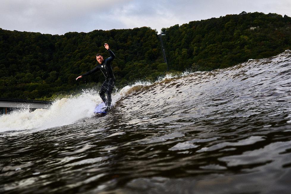 Roma Surfboards - Surf Snowdonia