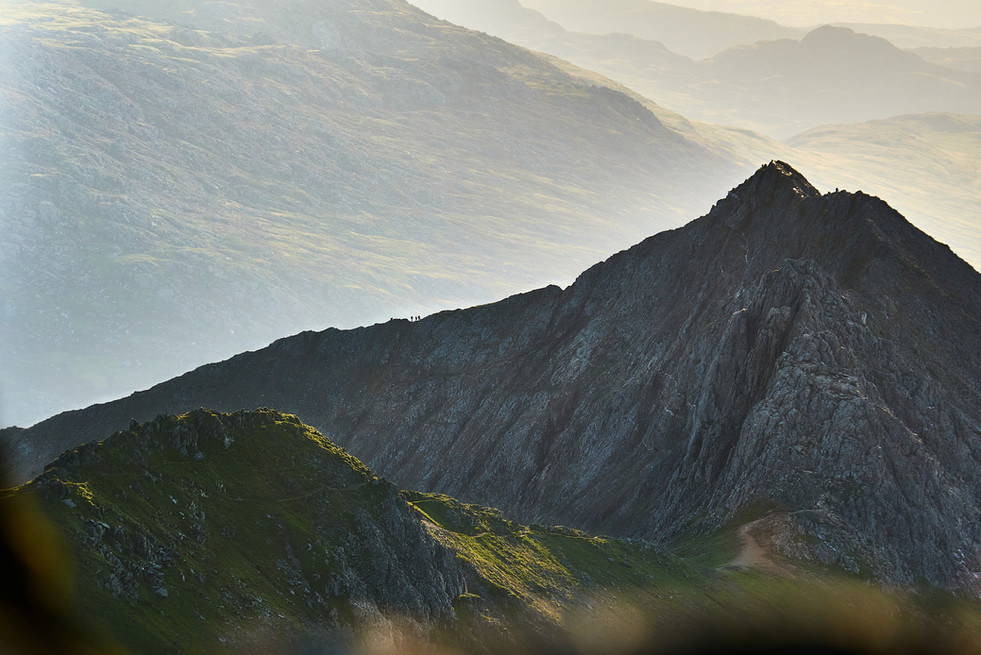 Sunrise Hike up Snowdon - North Wales