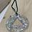 Thumbnail: AA recovery unity service chip snowflake holiday tree ornament