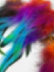 rainbow-orange-periwinkle-seafoam-craft-