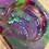 Thumbnail: Small Ashtray or Trinket Dish Nebula Galaxy Resin Artwork