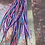 Thumbnail: 115 Rooster Feather Extensions Fly Tying Hackle Bulk Superthin Craft Feathers