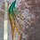 Thumbnail: One night in Miami Long Feather Hair Extensions Rooster bundle of 20