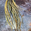 Thumbnail: 60 mixed light blonde ash ginger variant feathers bulk