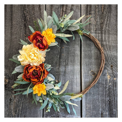 Hand Crafted Wreaths