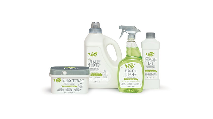 Organic Green Cleaning Products