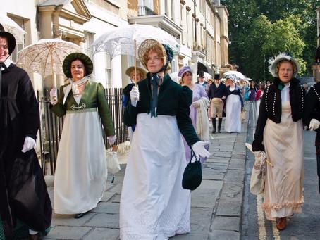 JANE AUSTENFESTIVAL 13 – 22 September, Bath, England