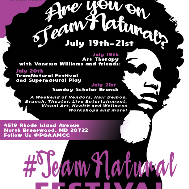 #TeamNatural Festival! Art Therapy
