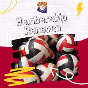 Boys Club Players! Remember to Renew or Register for the USAV Player Membership now!