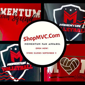 MVC BOYS APPAREL AVAILABLE UNITL SEPTEMBER 1ST!