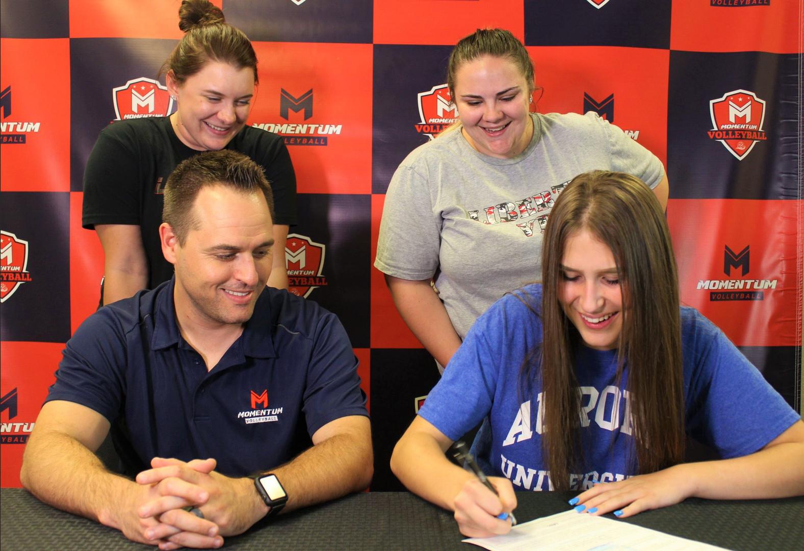 Brooke Signing.JPG