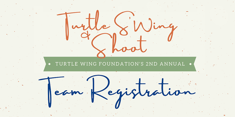 Turtle S'Wing & Shoot Team Registration 2021