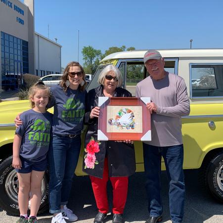 Turtle Wing Foundation in Final Week of Bronco Raffle Fundraiser