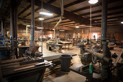 Inside look at our shop