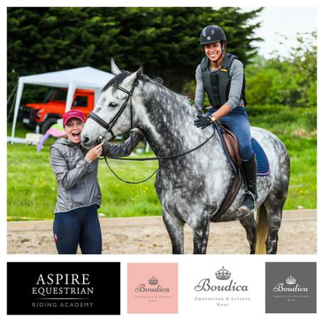 Aspire Equestrian Riding Academy joins Boudica Equestrian as their first brand ambassador