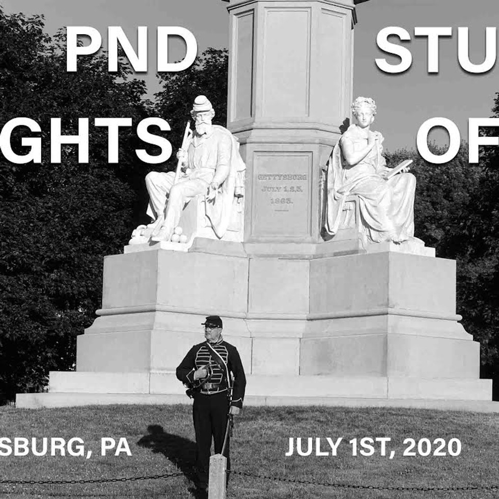 Gettysburg 100 nights of taps.  Created by PND Studios and Visual Production