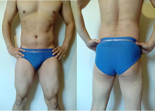 Calvin Klein briefs blue