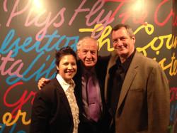 Me, Garry Marshall, and Mike Bencivenga