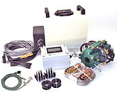 2100-BOS wire rope lubrication computer controlled system