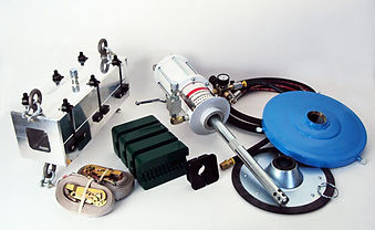 A-1600-LB3 Wire Rope Lubrication System