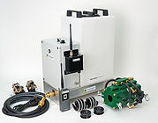 2100-BOS wire rope lubrication wireless system