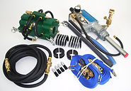 2100-BOS-R1 wire rope lubrication system