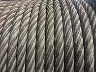 wire rope lubrication