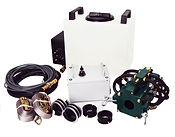 2100-BOS wire rope lubrication manual electrical system