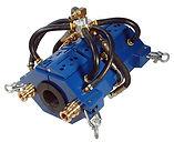 Wire rope lubricator 950 collar