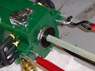 Cabel lubrication operation