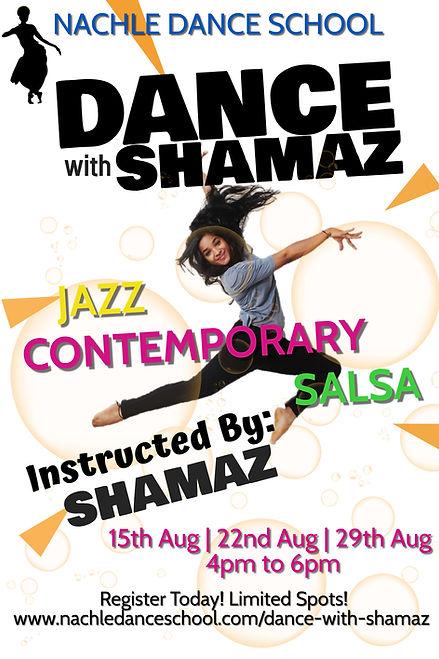 Dance with Shamaz