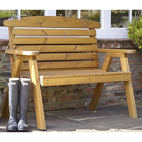 Hetton Small Garden Bench