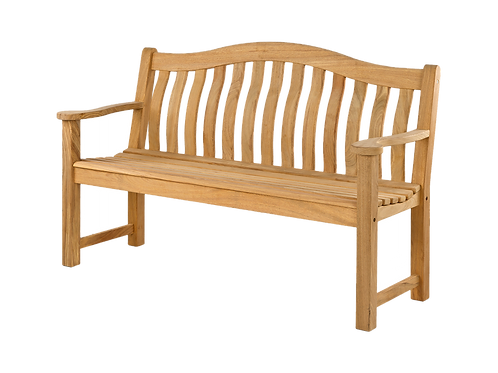 Alexander Rose Roble Turnberry Bench 5 ft
