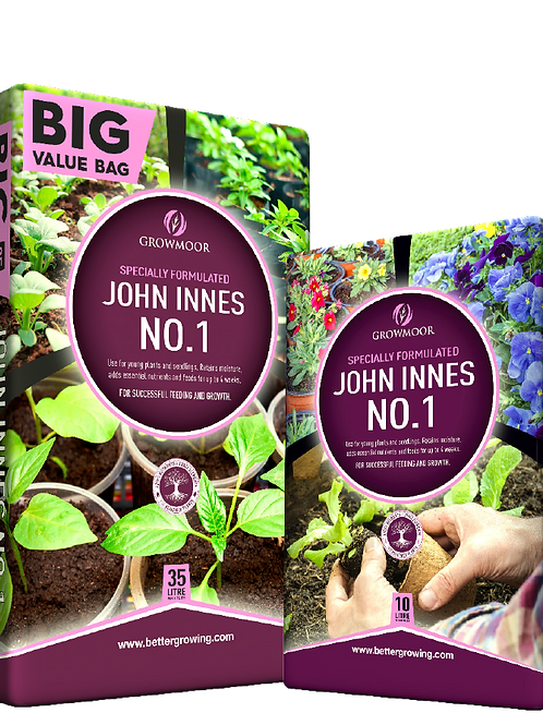 John Innes Compost 1, 2 and 3 - 35 Litre