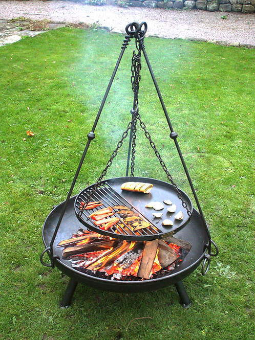 Classic Fire Pit 70cm