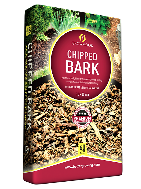 Chipped Bark 60 Litre
