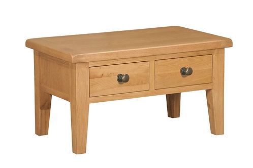 Torino Coffee Table with Drawers