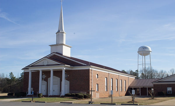 Mt. Moriah Baptist Church Starr SC