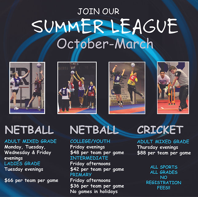 SQUARE Netball Cricket summer WEB EMAIL